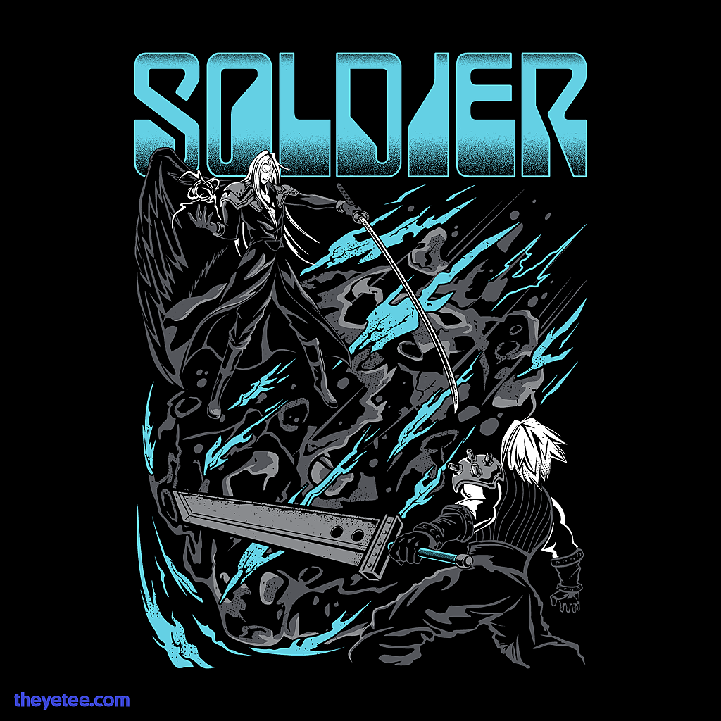 The Yetee: Final Soldier