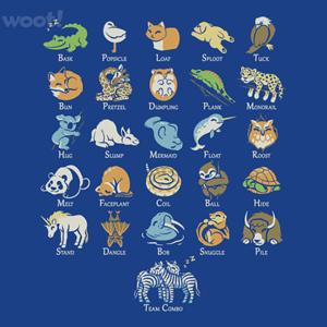 Woot!: Alphabet of Naps