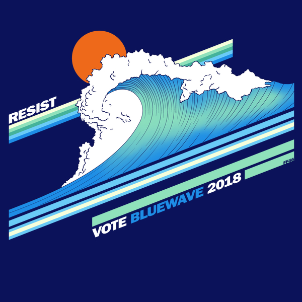 NeatoShop: Blue Wave Retro