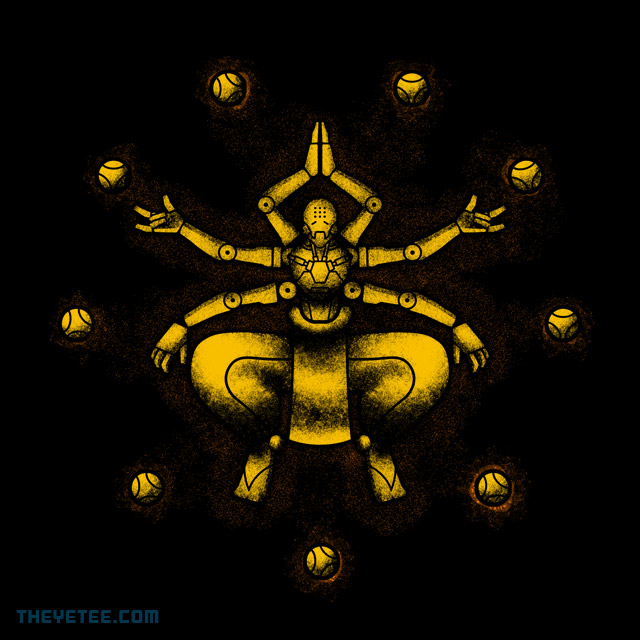 The Yetee: Embrace Tranquility