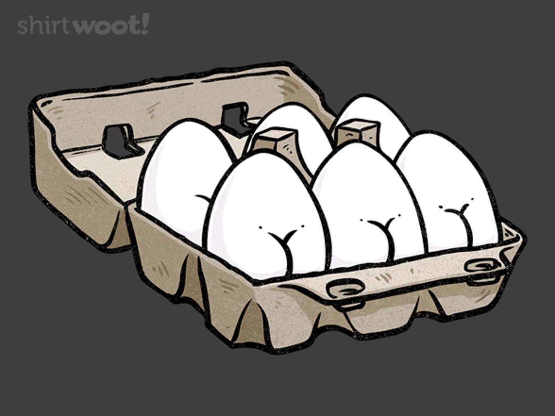 Woot!: Shell Cracks