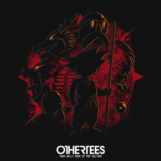 OtherTees: Little Saiyan