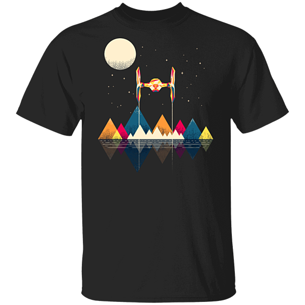 Pop-Up Tee: Imperial Fighter
