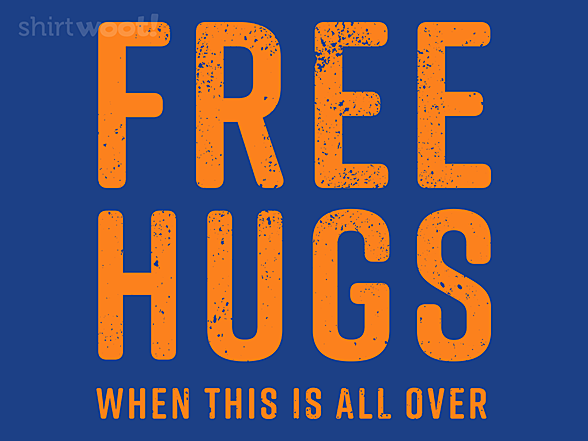 Woot!: Free Hugs, Later