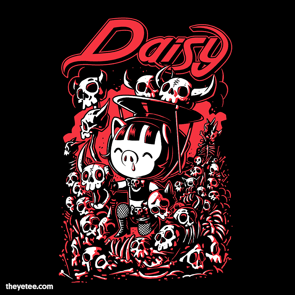 The Yetee: Talk Dead To Me