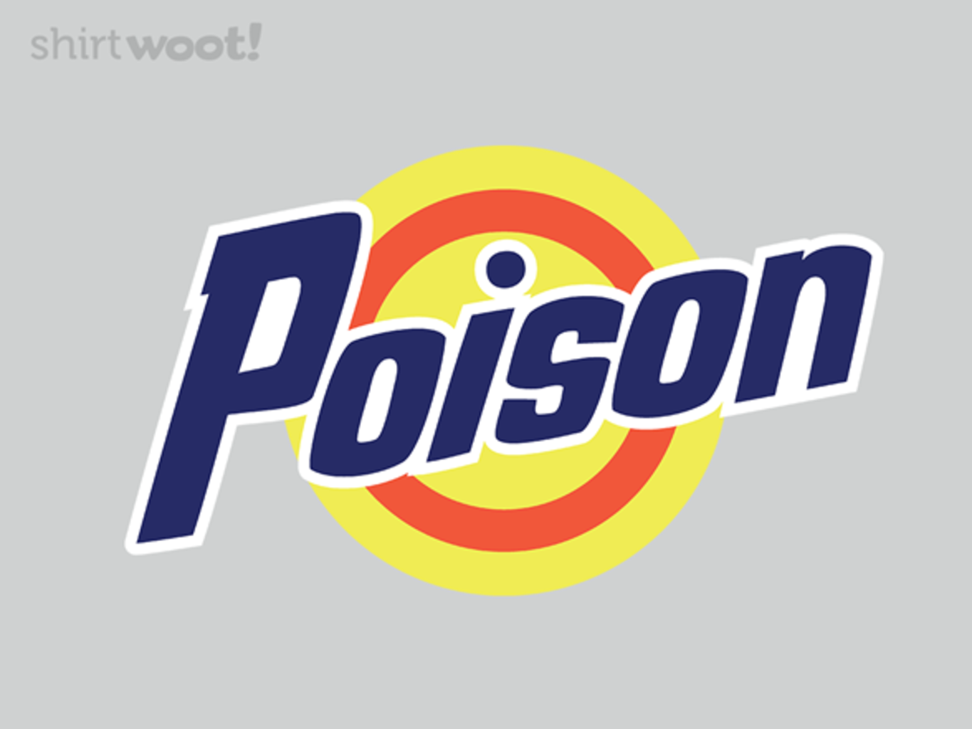 Woot!: Pods are Poison - $15.00 + Free shipping