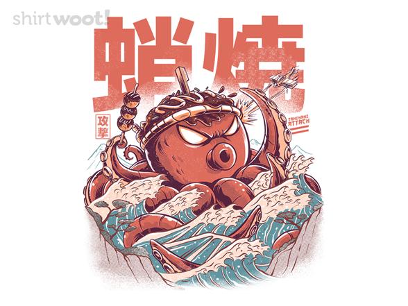 Woot!: Takoyaki Attack