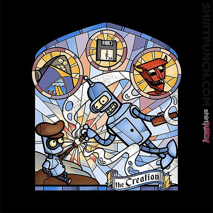 ShirtPunch: The Creation