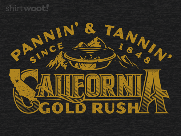 Woot!: Pannin' & Tannin'