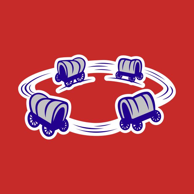 TeePublic: Circle the Wagons • Buffalo Bills