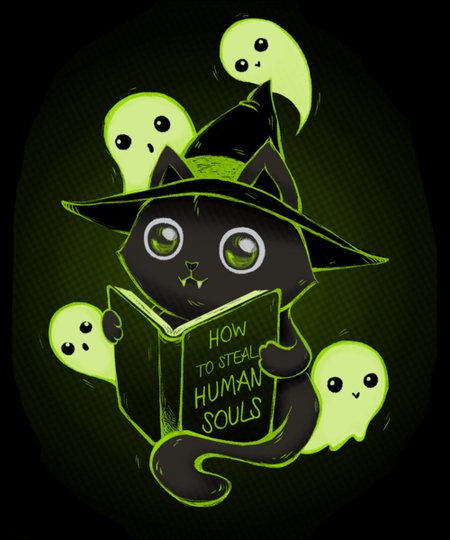 Qwertee: How to steal souls