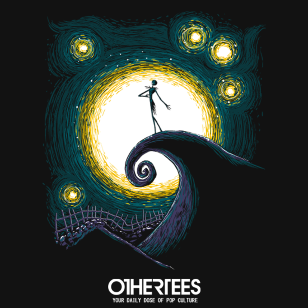 OtherTees: Starry Nightmare