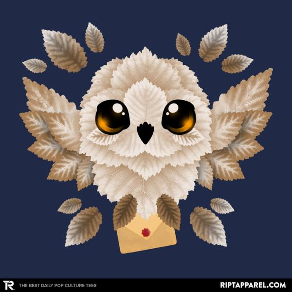 Ript: Owl mail of leaves