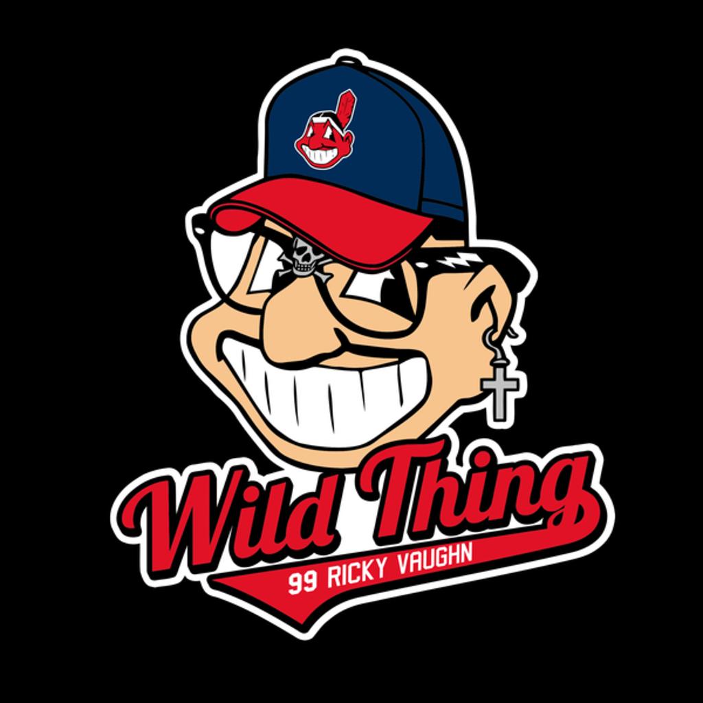NeatoShop: Wild Baseball mascot