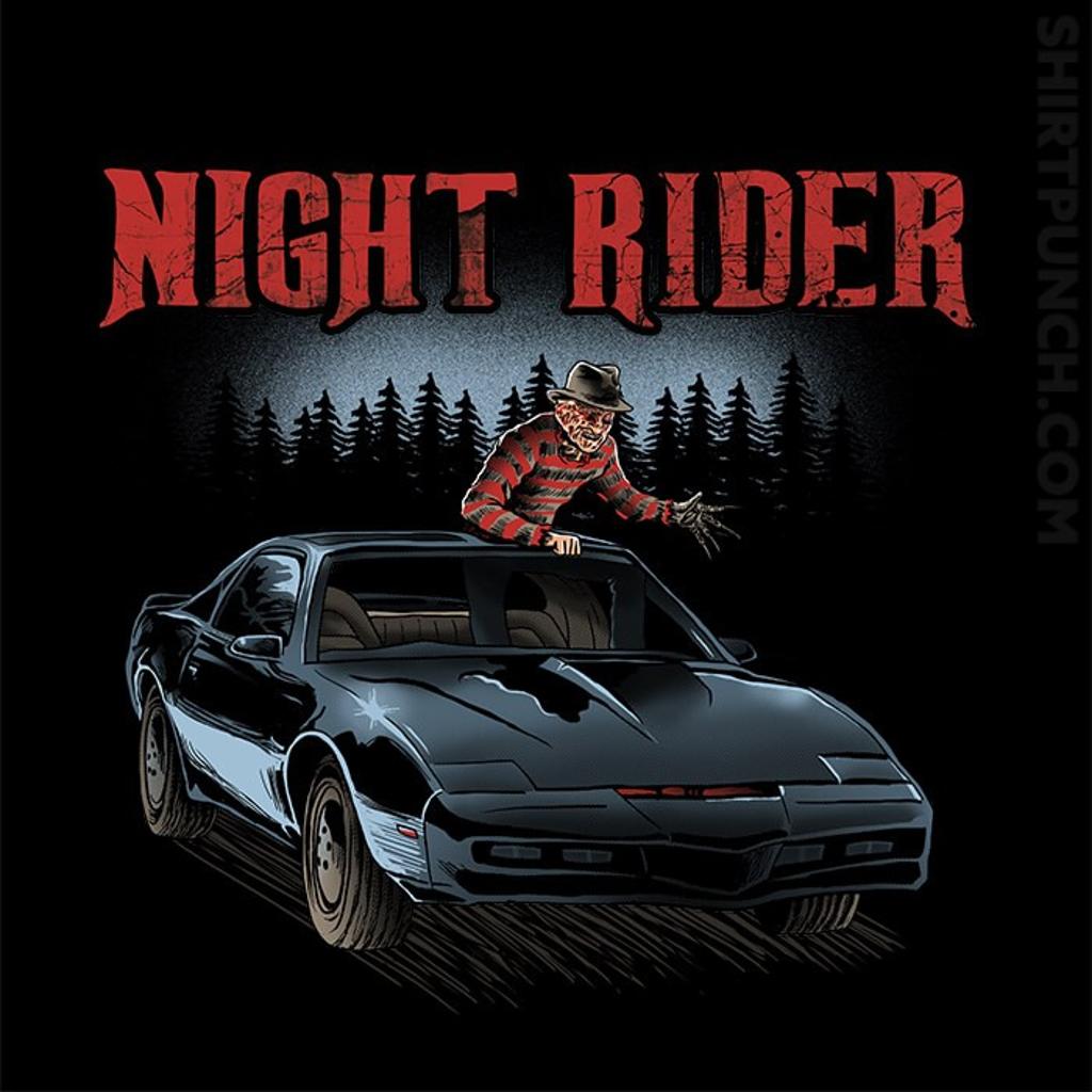 ShirtPunch: Night Rider