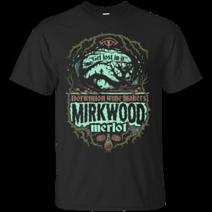 Pop-Up Tee: Mirkwood Merlot