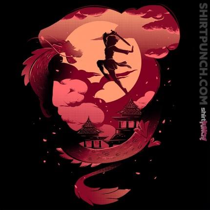 ShirtPunch: Fight Like A Girl