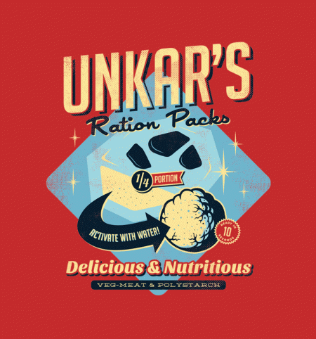 BustedTees: Unkar's Ration Packs