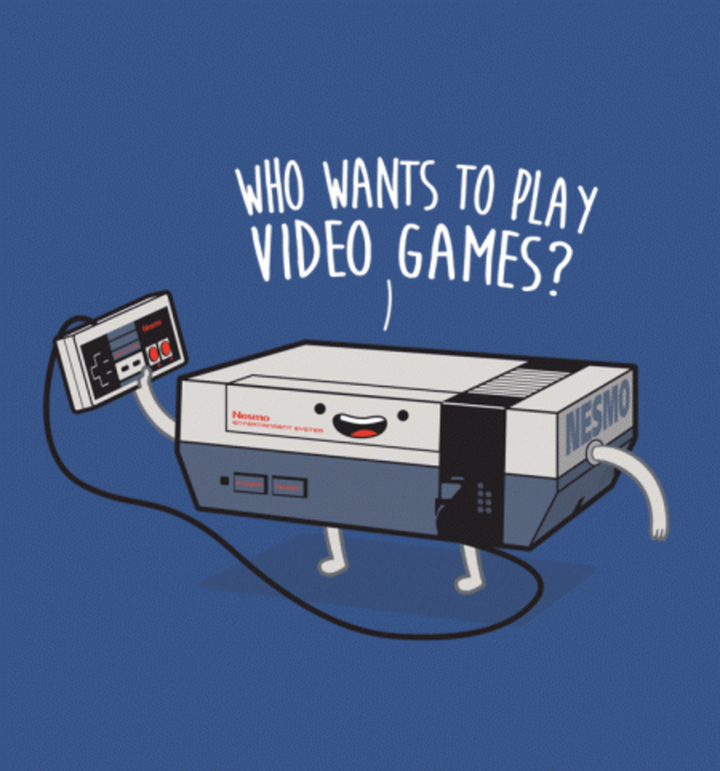 BustedTees: NESMO