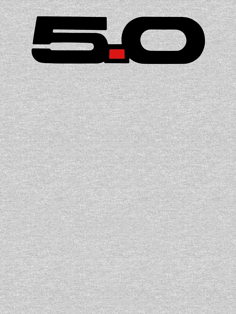 RedBubble: 5.0 Coyote Engine S550 Stang