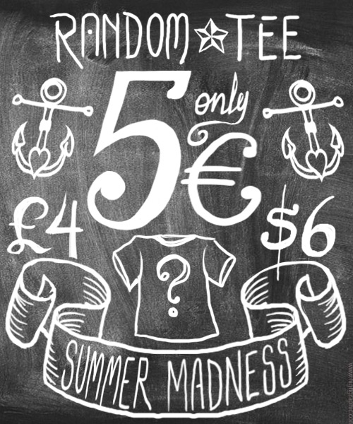 EnTeeTee: Summer Madness Sale