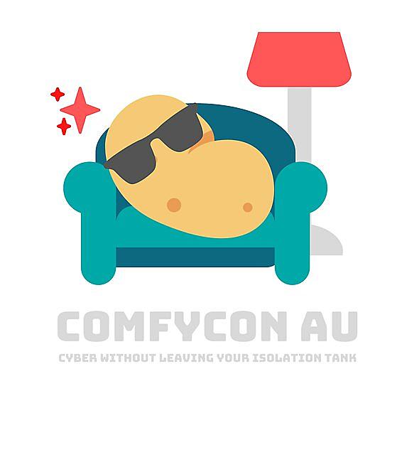 RedBubble: ComfyCon AU 2020