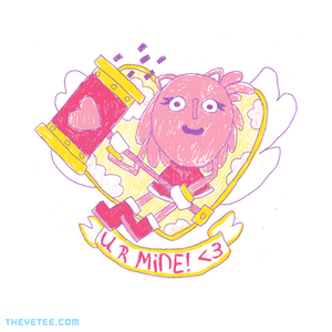 The Yetee: U R MINE! <3