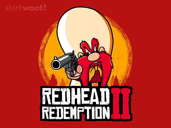 Woot!: Red Head Redemption