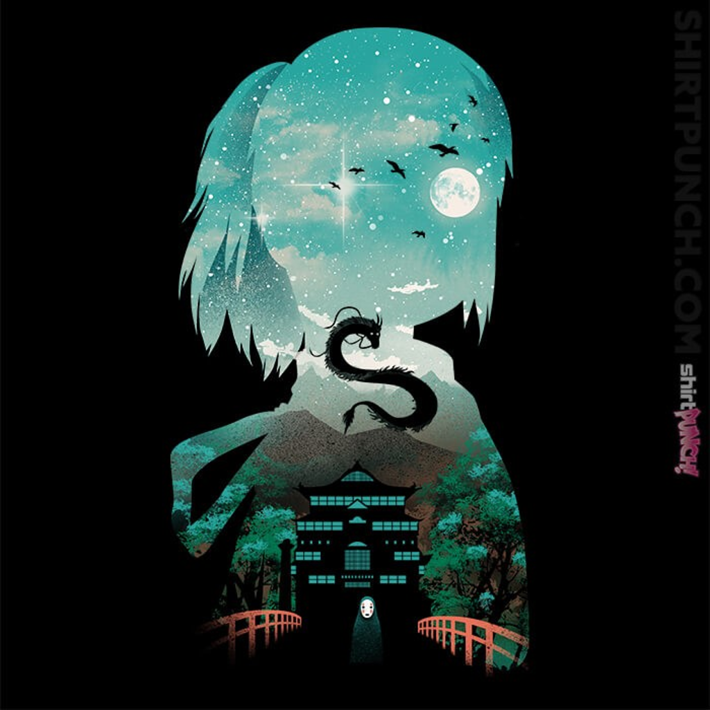 ShirtPunch: Midnight Spirit