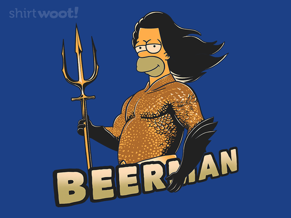 Woot!: The Beerman