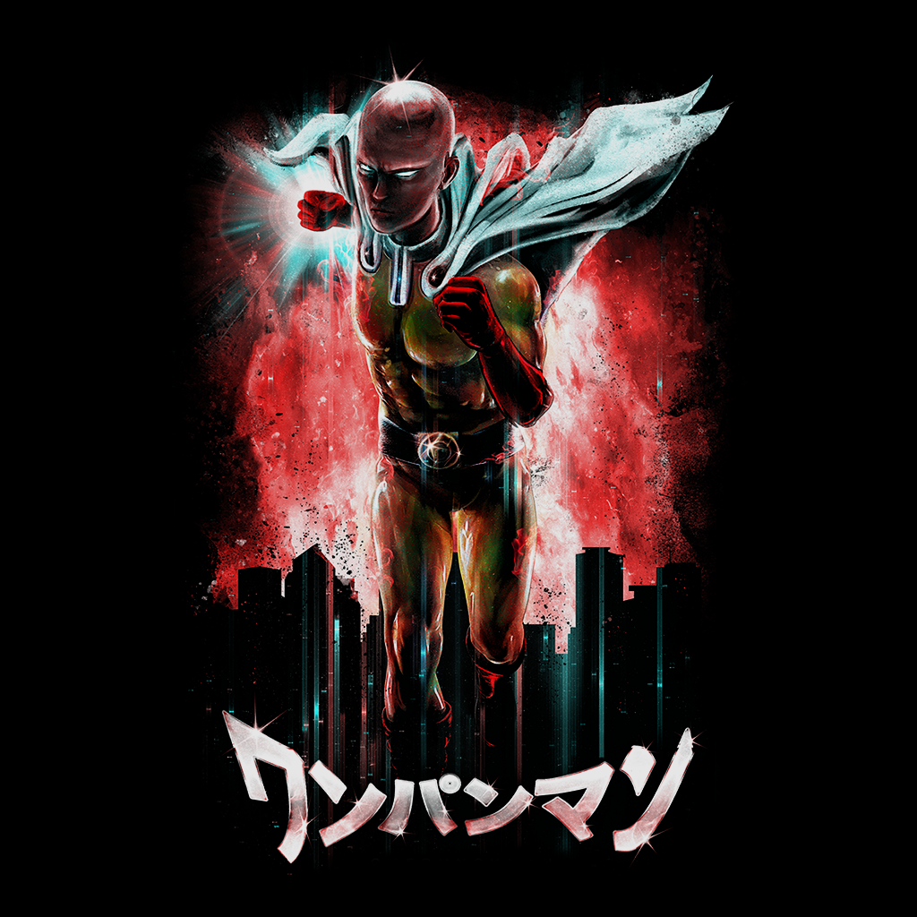 Pop-Up Tee: One Punch