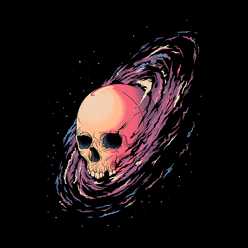 Cosmic Death from Pampling | Day of the Shirt