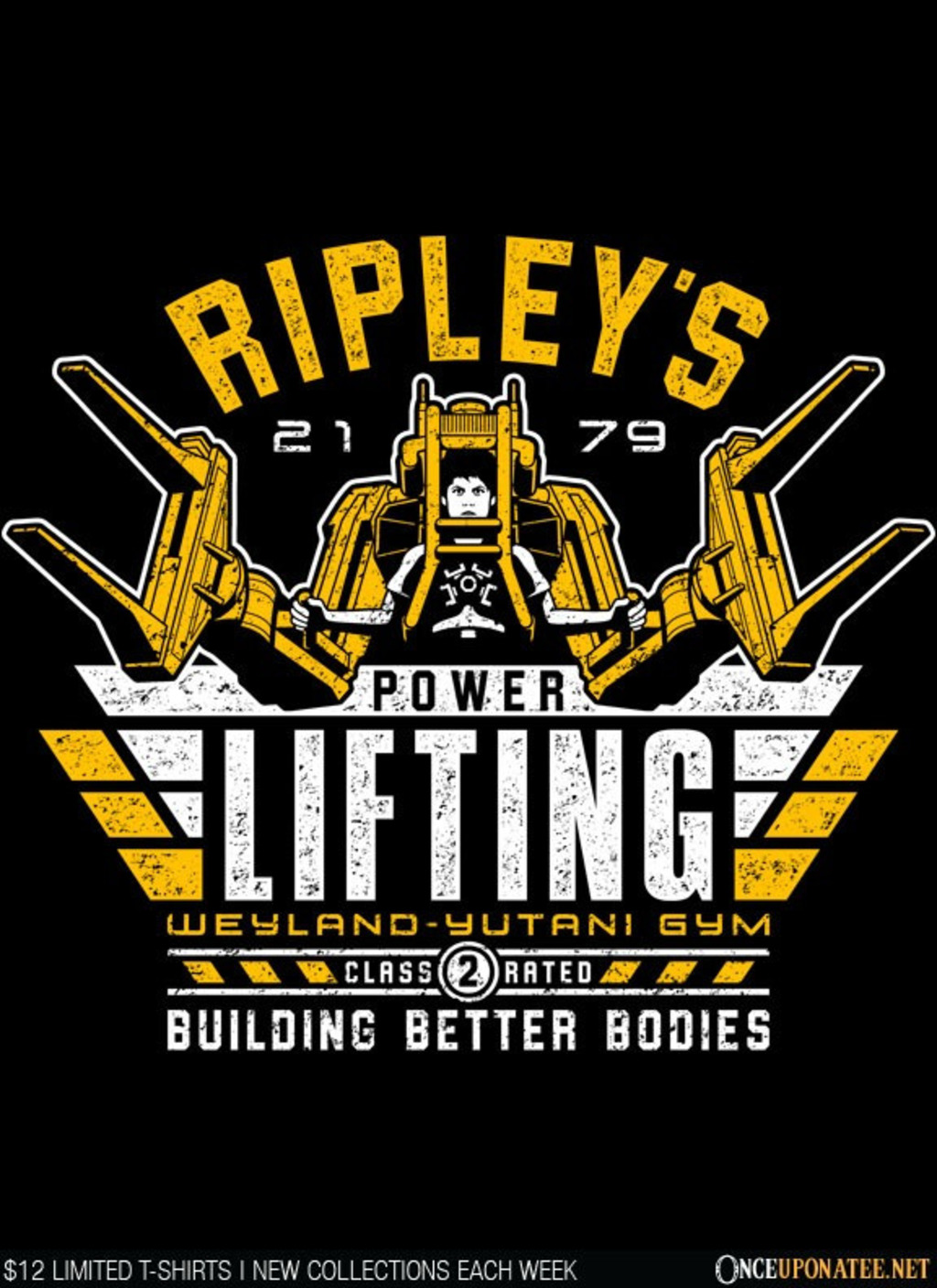 Once Upon a Tee: Building Better Bodies