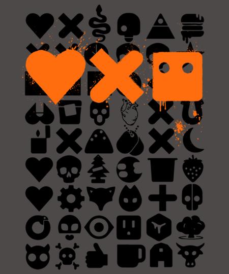 Qwertee: Robotic Love