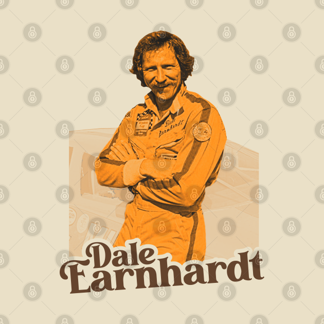 TeePublic: Young Dale // The Intimidator Tribute