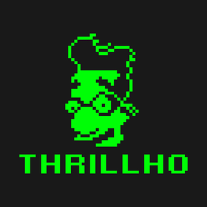 TeePublic: THRILLHO_