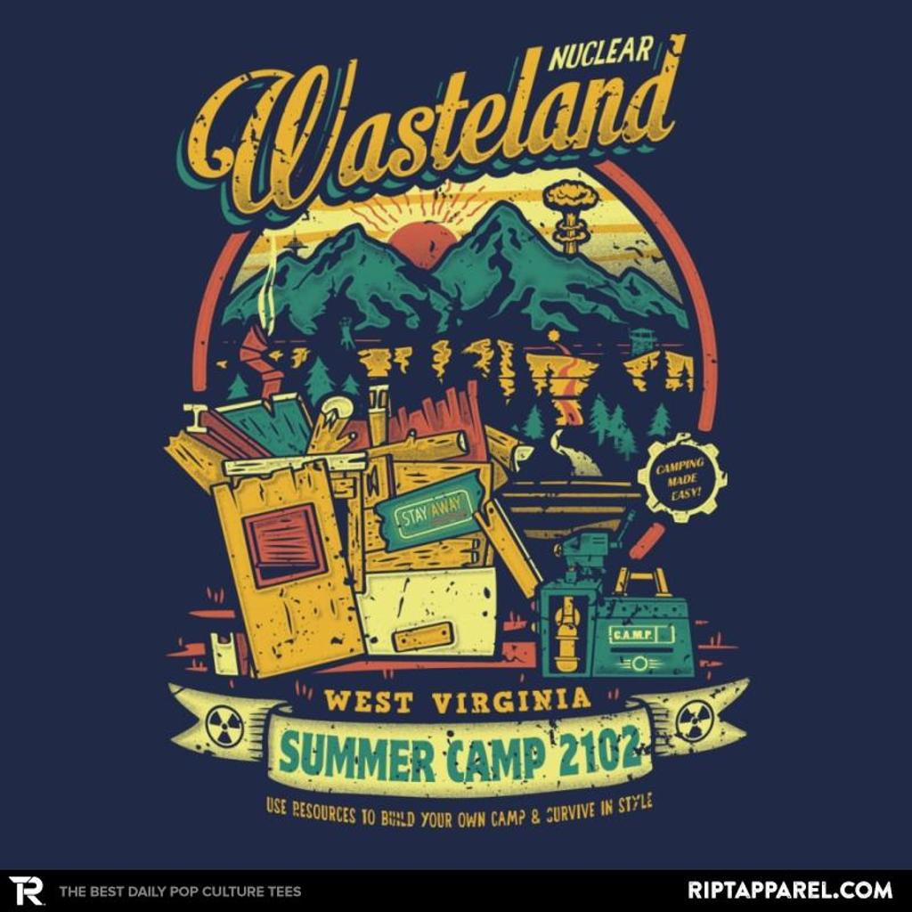 Ript: Nuclear Summer Camp