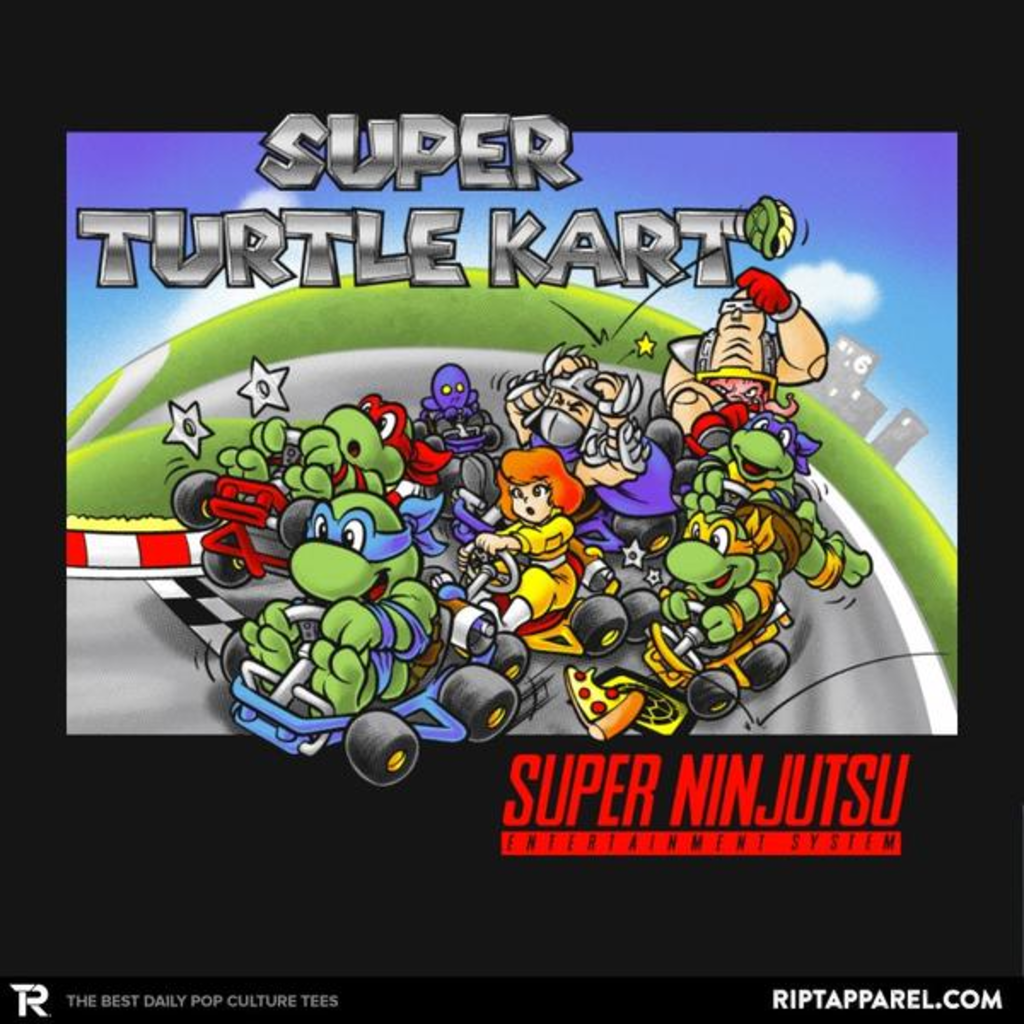Ript: Super Turtle Kart