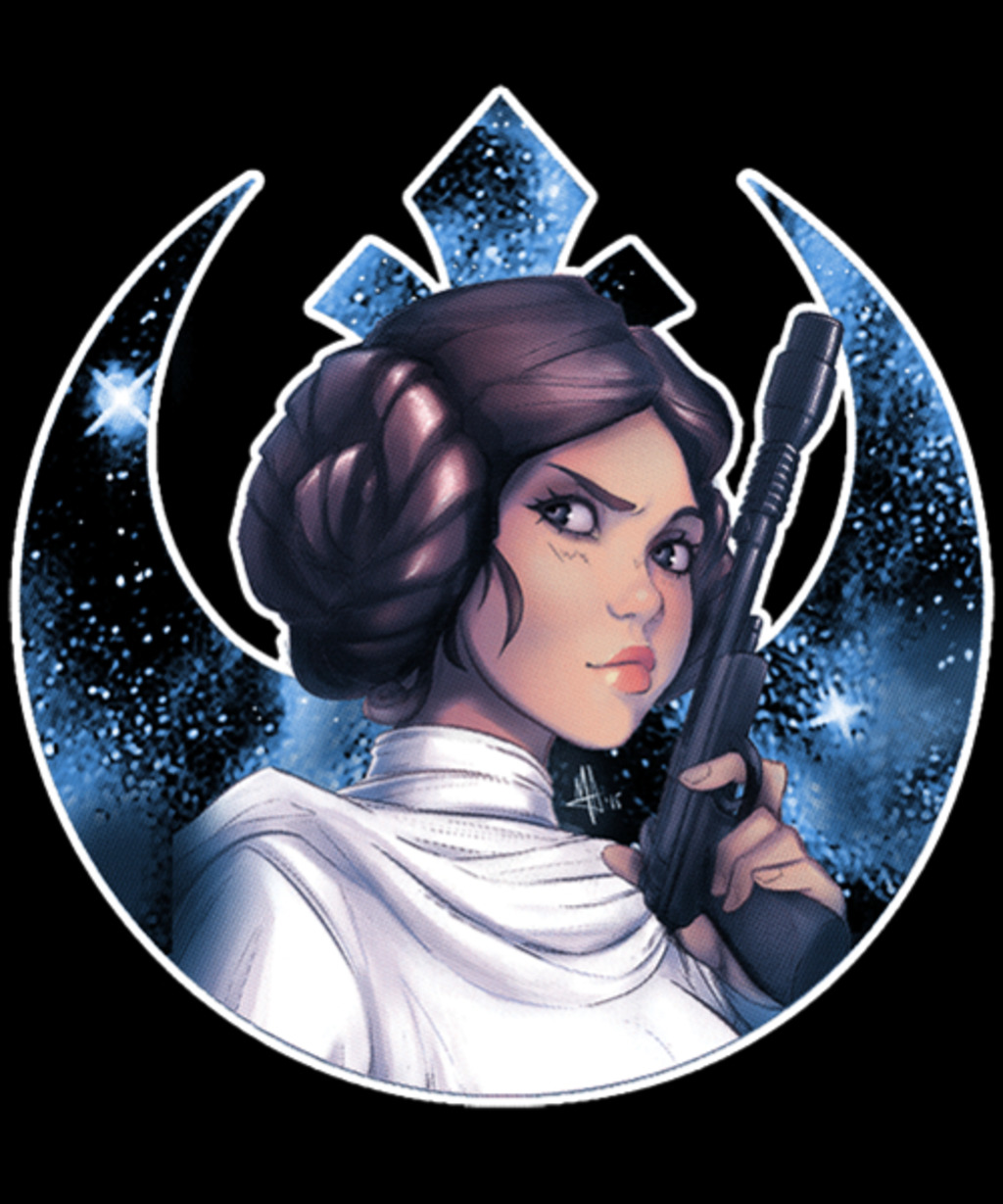 Qwertee: You're My Only Hope