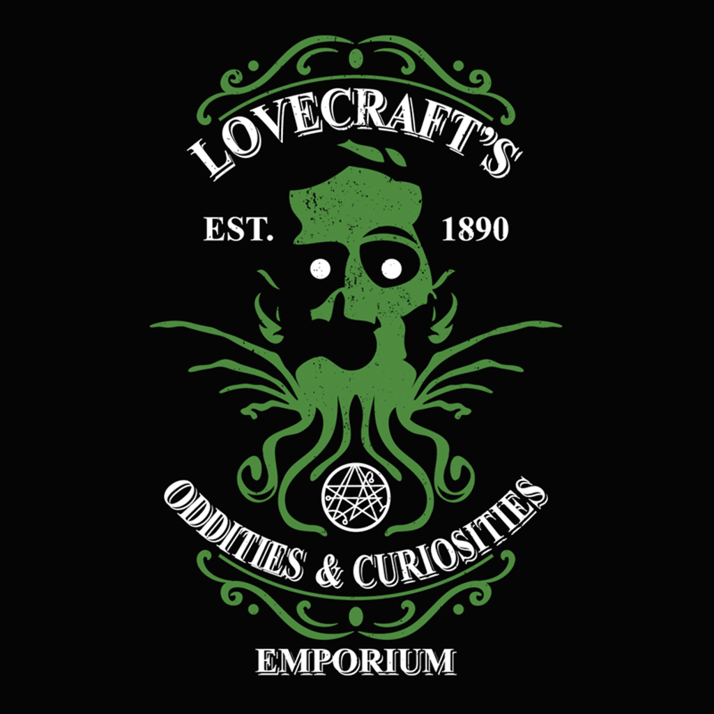 Wistitee: Lovecraft's Emporium