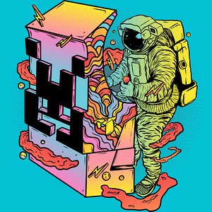Design by Humans: Space Arcade