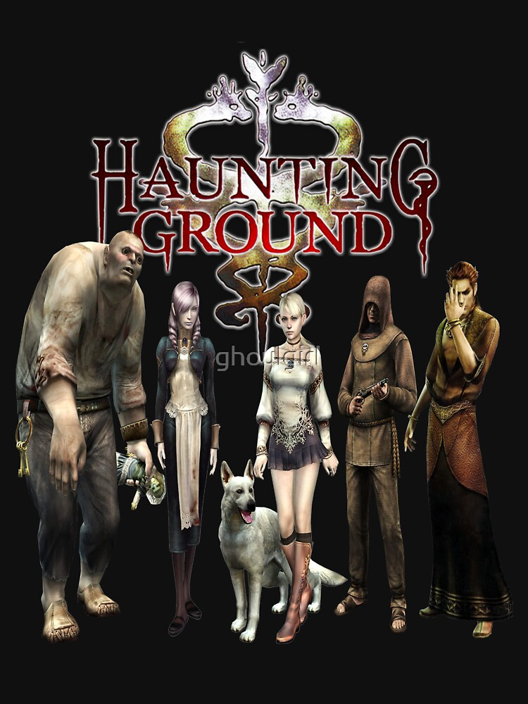 RedBubble: Haunting Ground (group)