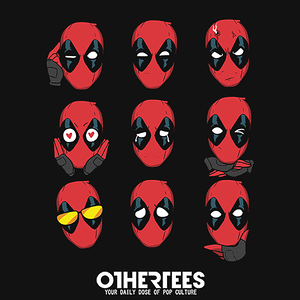 OtherTees: Many faces of a Merc