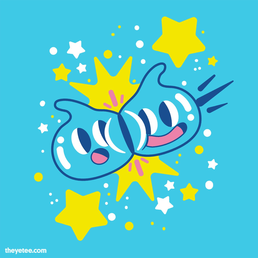 The Yetee: Sticky Friends