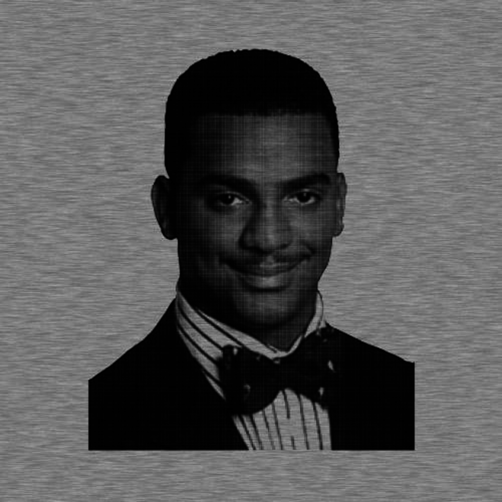 Five Finger Tees: Carlton Banks T-Shirt