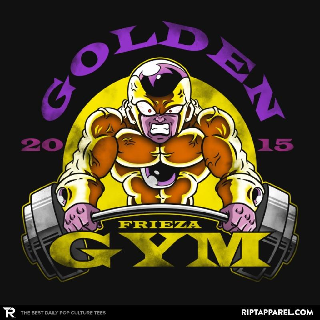 Ript: Golden Frieza Gym