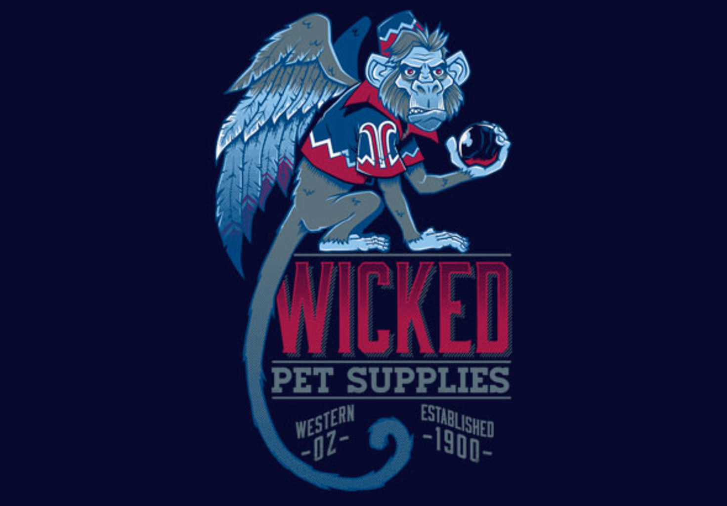teeVillain: WICKED PET SUPPLIES
