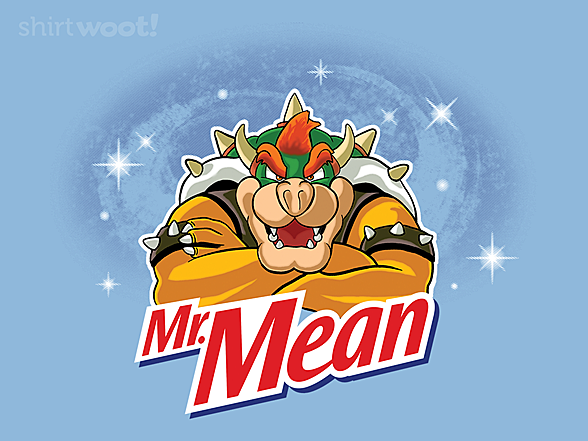 Woot!: Mr. Mean