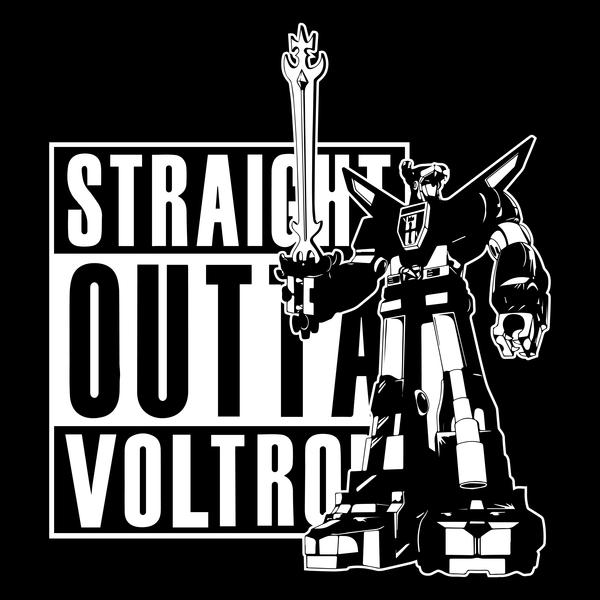 NeatoShop: STRAIGHT OUTTA VOLTRON