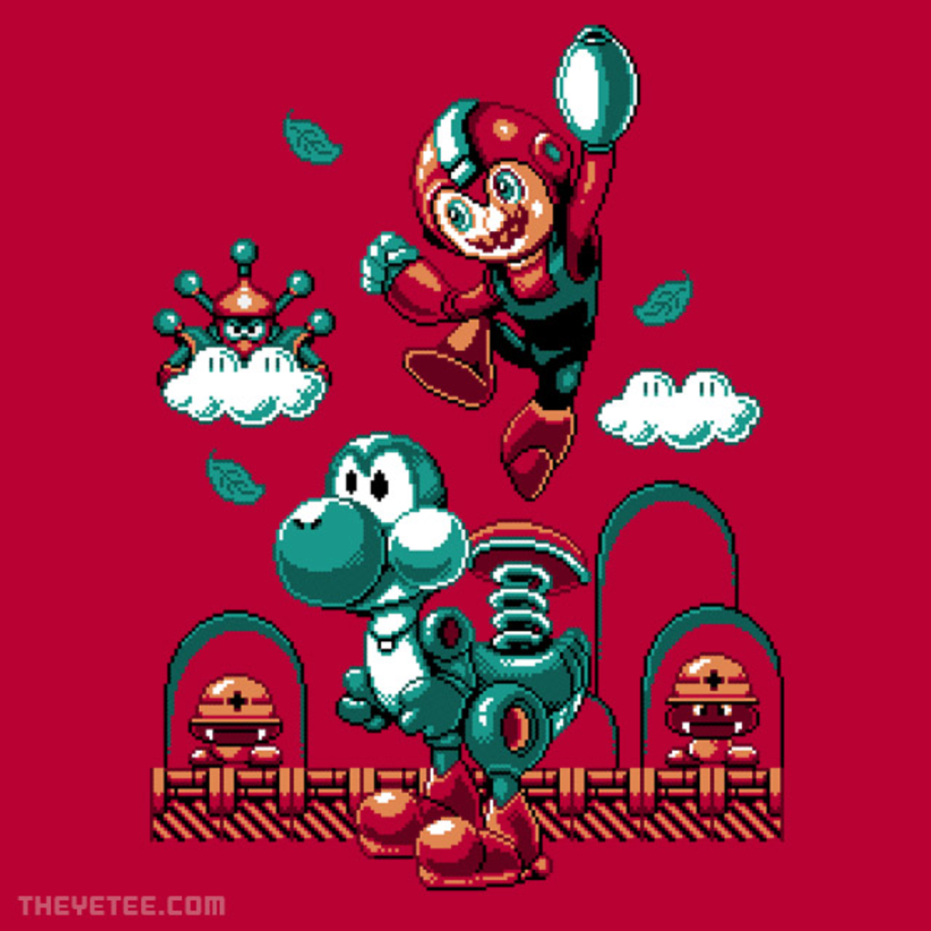 The Yetee: RoboPlumber and Rushi